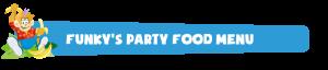 Party Theme Food Menu