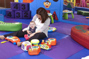 Parent & Baby Play Area